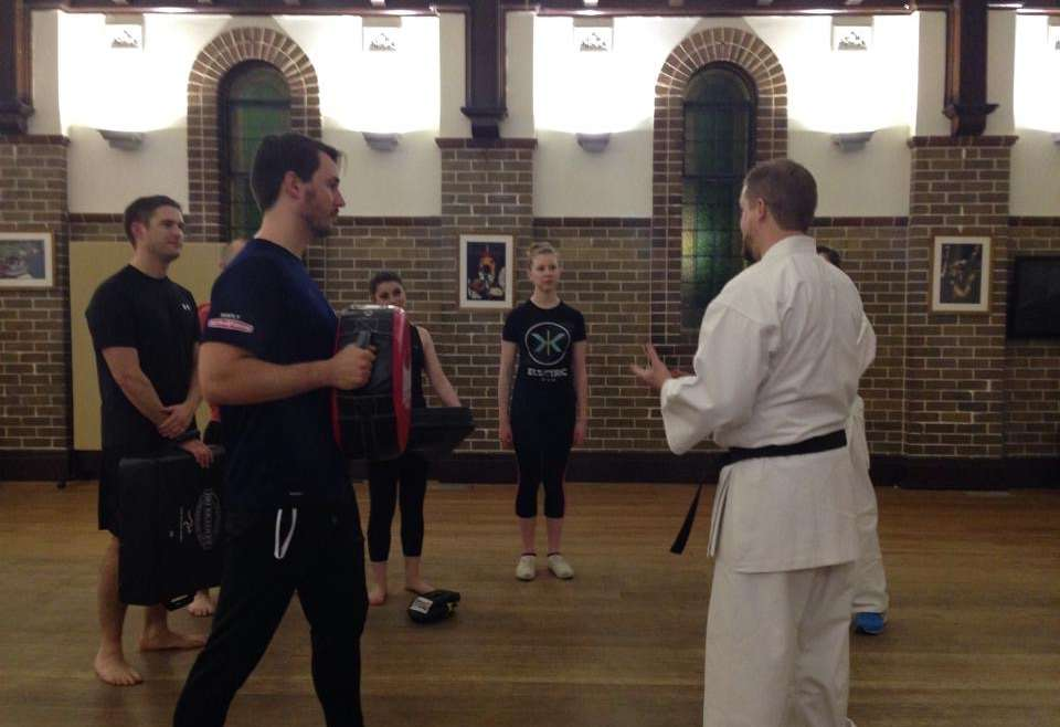 Kimura Shukokai Karate